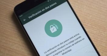 activar la verificación en dos pasos de whatsapp
