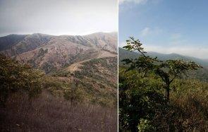 Entre noviembre y julio es cuando se produce la mayor cantidad de neblina y por ende la mayor cantidad de agua. El agua es utilizada por los pobladores principalmente para su uso y para actividades de reforestación y agricultura.