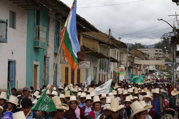 Ronderos de Celendin / Foto: Jorge Chávez