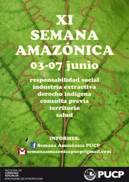 semana amazónica