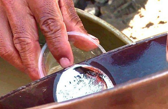 mercurio mineria la mula
