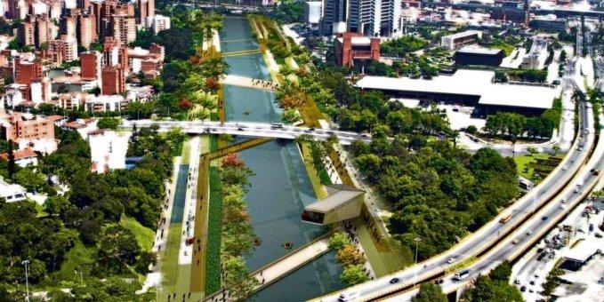 Parques del río Medellín