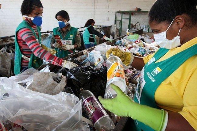 reciclaje Perú Foto: reciclajeinclusivo.org