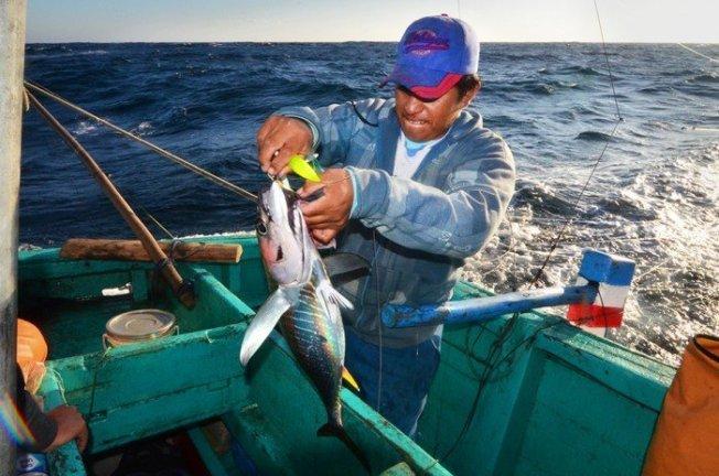 Pesca_zona reservada Pacífico Tropical