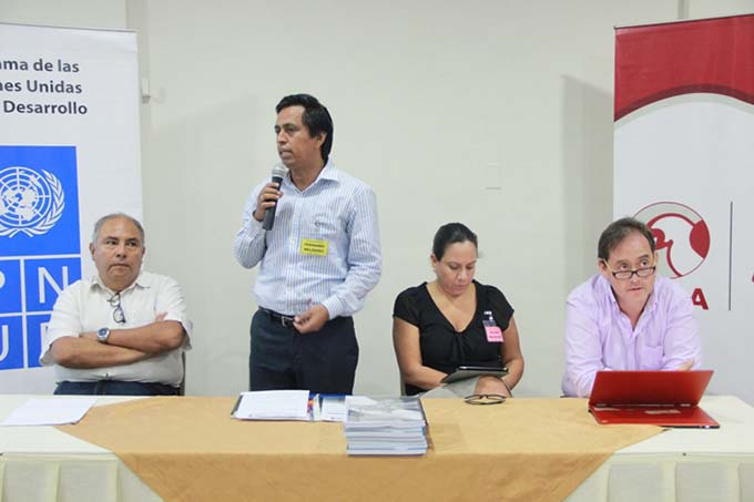 gobierno rgional de loreto - spda