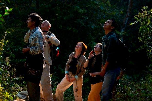 Más turistas. El turismo en Áreas Naturales Protegidas es una de las mejores estrategias de conservación por su bajo impacto y por crear un efecto multiplicador en la economía nacional. Según cifras del Sernanp, en el 2016 fueron 1´833,239 las personas que visitaron estas áreas, un 17% más que lo registrado en el 2015. Foto: Thomas Müller / SPDA.
