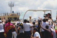"""El Papa Francisco puso en agenda la problemática indígena y la protección de la Amazonía. Queda pendiente las acciones que deben tomar las autoridades en zonas críticas como """"La Pampa"""", o para resolver las demandas de los pueblos originarios (Foto: Jaime Tranca / SPDA)."""