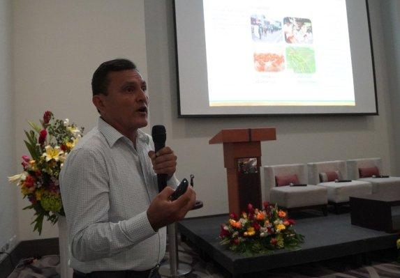 Luis Felipe Vela, director ejecutivo de Conservación y Diversidad Biológica. Autoridad Regional Ambiental - GORE Loreto. Foto: Katherine Bless / SPDA