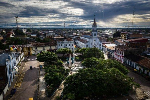 1. Ubicado en la provincia de Alto Amazonas, en Loreto, mucho más próximo a Tarapoto (San Martín) que a Iquitos, se encuentra Yurimaguas.
