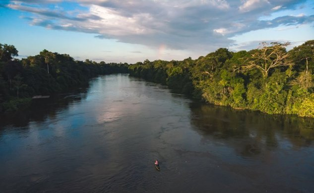 Paisajes ideales para el ecoturismo, una actividad económica que también se busca impulsar en esta y otras zonas de Loreto. Foto: SPDA/Spectabilis