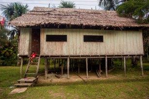 En su zona de influencia habitan 18 comunidades. Foto: Spectabilis/SPDA