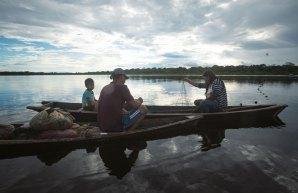 En su zona de influencia habitan 35 comunidades, estas viven de actividades como la pesca, caza y artesanía principalmente. Foto: SPDA/Spectabilis