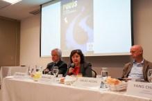 Amalia Cuba, directora general de la Dirección General de Estrategias sobre los Recursos Naturales del Ministerio del Ambiente.