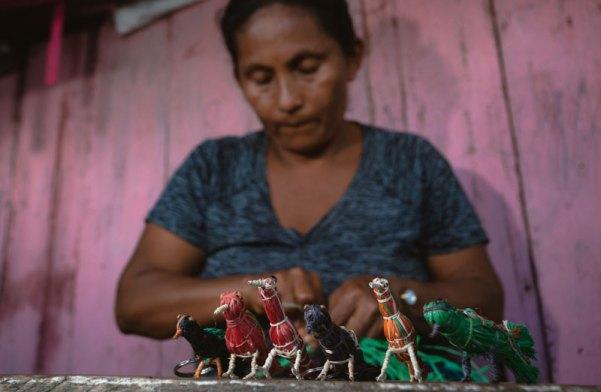 Primero, en 2006, conformaron la Federación de Comunidades Nativas Maijuna (FECONAMAI), y luego, en 2007, presentaron la propuesta para el establecimiento de la ACR. Foto: Spectabilis/SPDA