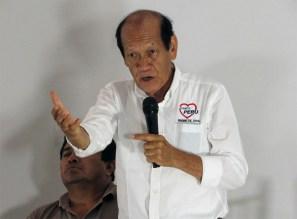 César Chía (Somos Perú)