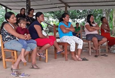 SPDA-Fenamad-Santa Teresita-Mujeres