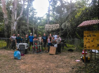 Amazon Shelter-SPDA-Voluntarios