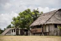16.- Consultados por Actualidad Ambiental, miembros de la comunidad indicaron que esperan comercializar sus productos agrícolas con Colombia e Iquitos a través de la carretera.