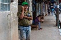 Hernán Kinin, fue maestro y se desempeñó como comunicador indígena por vocación y convicción. Foto: Diego Pérez