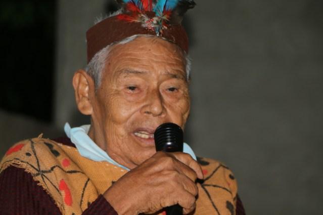 José Tijé, líder harakbut. Foto: CAAAP