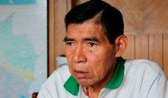 Santiago Manuin, dirigente awajun. Foto: La República