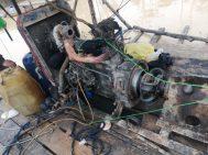 El viernes 19 de marzo se realizó un operativo en la zona de amortiguamiento de la Reserva Nacional Tambopata. Foto: FEMA