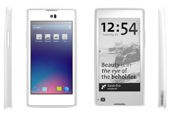 Yotaphone Yotaphone, el smartphone de las dos pantallas ya es oficial