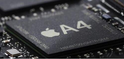 apple a4 procesador El nuevo iPhone 4 ya está entre nosotros!
