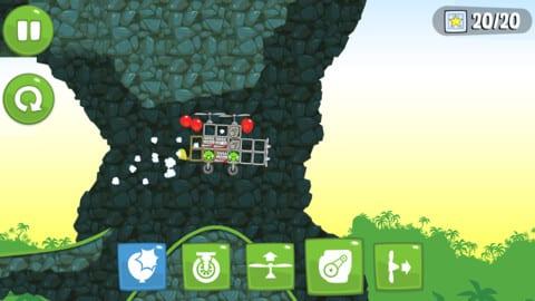 Bad Piggies se actualiza añadiendo nuevos niveles