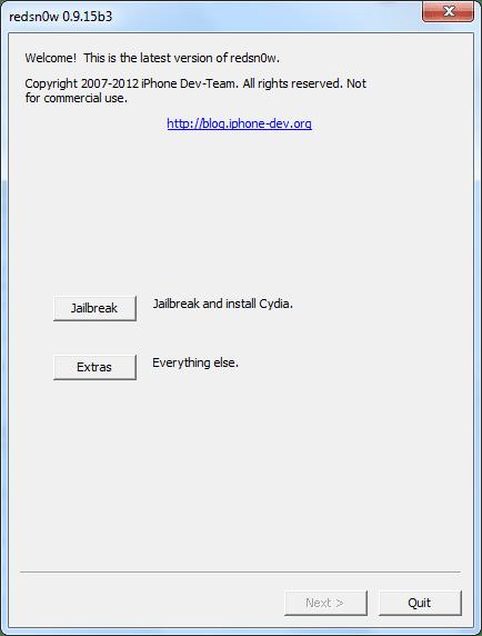 Redsn0w Como solucionar el error missing keys.plist data for this build al hacer jailbreak a iOS 6 y 6.0.1