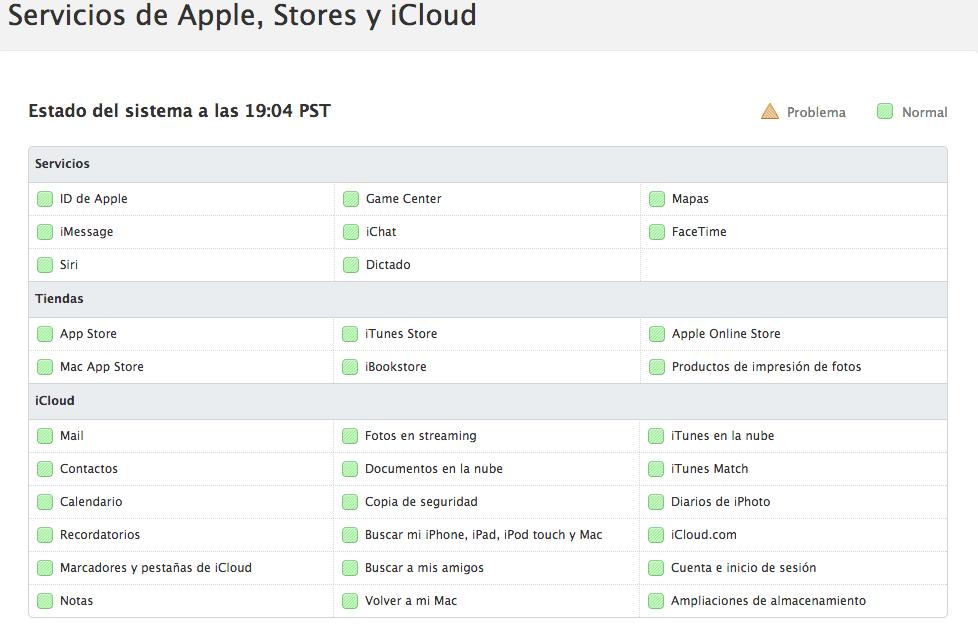 Screen Shot 2012 12 13 at 7.04.07 PM Apple reforma la página de Estado de sus Servicios