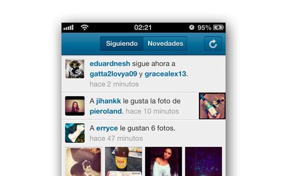 instagram2 Instagram 3.2, muchas luces y un par de sombras