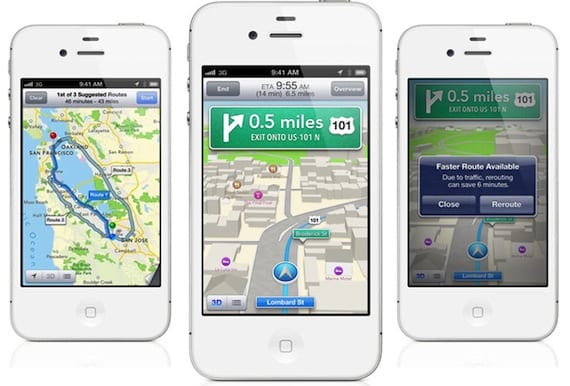 La policía en Australia advierte de los peligros que entraña usar Apple Maps