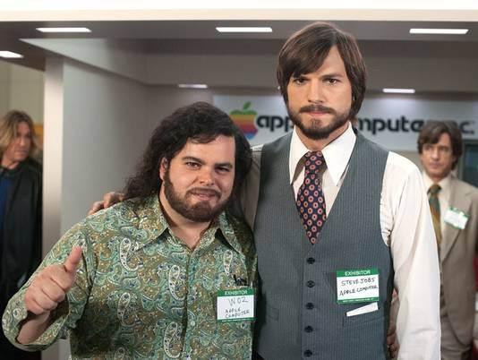 jOBS 1 Nuevas imágenes de jOBS con un Steve Wozniak no muy reconocible