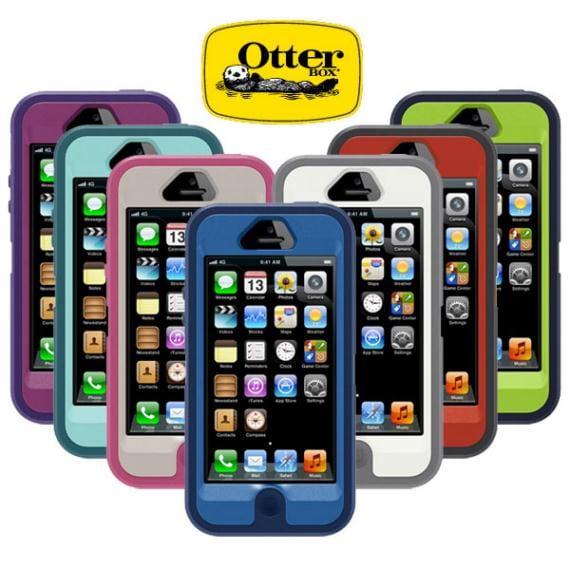 otterbox defender iphone5case Review funda Otterbox Defender: protección total para el iPhone 5