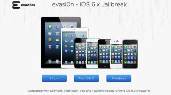 evasi0n jailbreak released hero Actualización de Evasi0n 1.3 con soporte para iOS 6.1.1