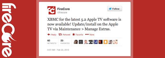 xbmc appletv XBMC para el Apple TV se actualiza con soporte para iOS 5.2