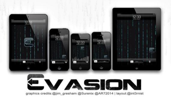 EvasionHeader copy RESIZE Evasi0n 1.5.1 ya disponible, solo actualiza los paquetes de Cydia