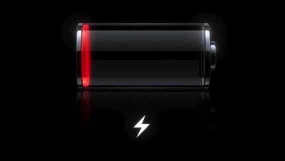 ¿Problemas de batería en iOS 6.1.3?