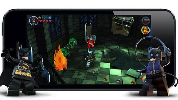 LEGO Batman 4 LEGO Batman: DC Super Heroes juega con los personajes de Comics DC en tu iPhone