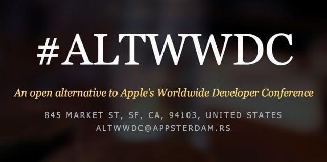 altwwdc AltWWDC, la alternativa al WWDC 2013