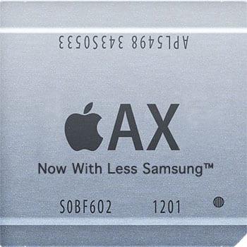 chip a7 Apple prescinde de Samsung para la fabricación del procesador A7