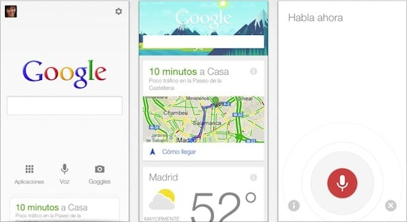 google now Google niega que Google Now consuma demasiada batería en el iPhone