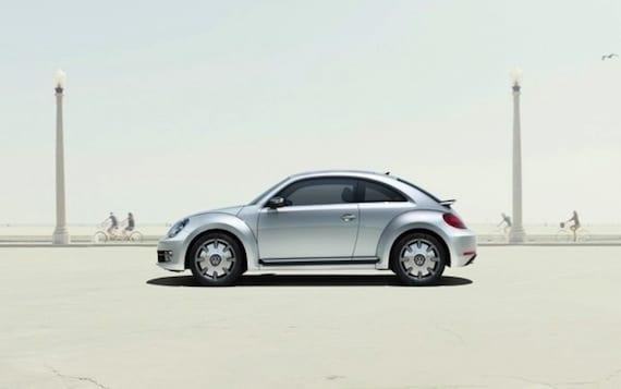 Volkswagen presentará el iBeetle durante el salón de Shangai