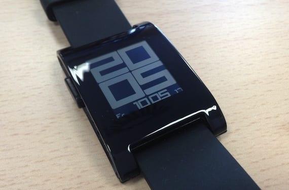 Pebble Watch 02 Review del smart watch Pebble: mereció la pena esperar