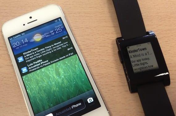 Pebble Watch 09 Review del smart watch Pebble: mereció la pena esperar