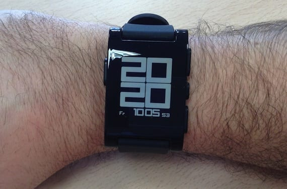 Pebble Watch 17 Review del smart watch Pebble: mereció la pena esperar