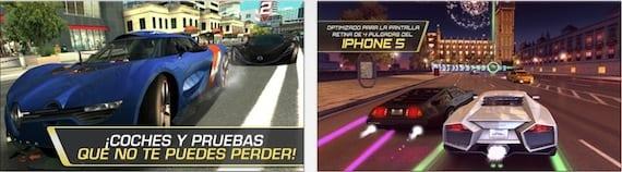 asphalt 7 Asphalt 7: Heat se actualiza para añadir nuevos coches y eventos