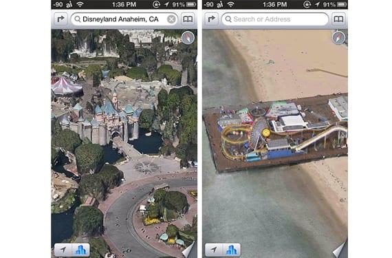 flyover california Apple mejora la cobertura FlyOver de sus mapas en California