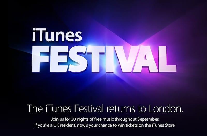 itunes festival iTunes Festival regresa a Londres con estrellas como Justin Timberlake